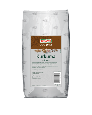 853201 Kurkuma Mielona 1kg Bag Pl