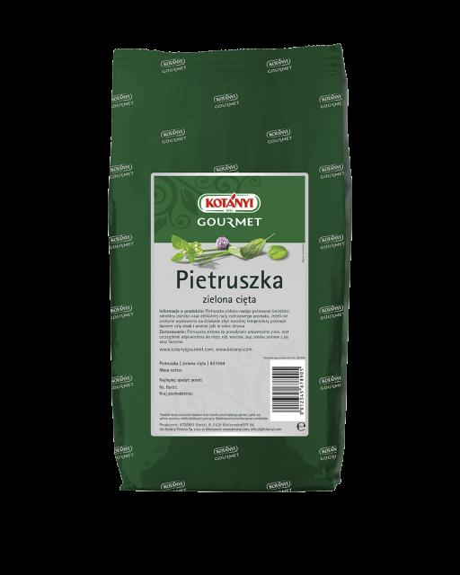 857504 Kotanyi Pietruszka Zielona Cieta B2b Bag 200g