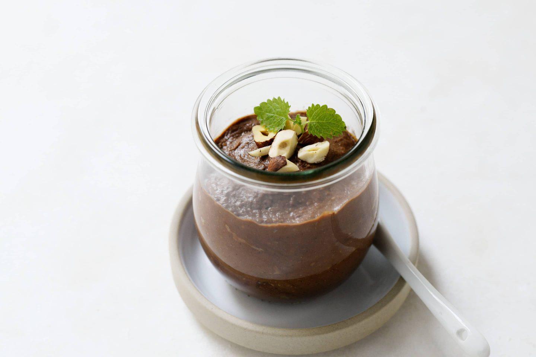 Avocado Schoko Pudding