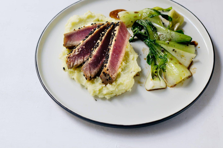 Thunfisch Steak