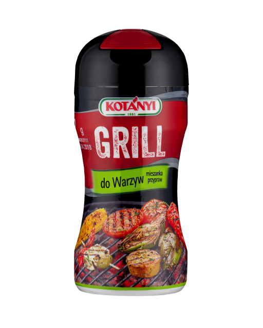 067404 Kotanyi Grill Do Warzyw Mieszanka Przypraw B2c Can