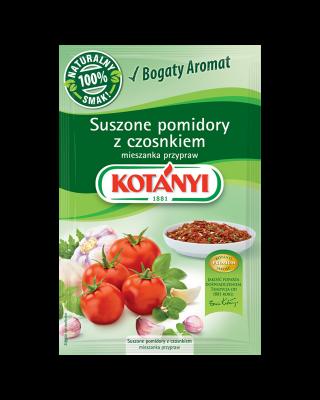 353004 Kotanyi Suszone Pomidory Z Czosnkiem Mieszanka Przypraw B2c Pouch