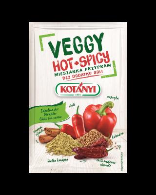 355704 Kotanyi Veggy Hot Mieszanka Przypraw B2c Pouch