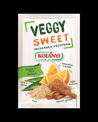 355804 Kotanyi Veggy Sweet Mieszanka Przypraw B2c Pouch