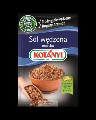 356904 Kotanyi Sol Wedzona Morska B2c Pouch