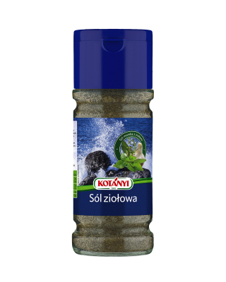 608204 Kotanyi Sol Ziolowa B2c Glass
