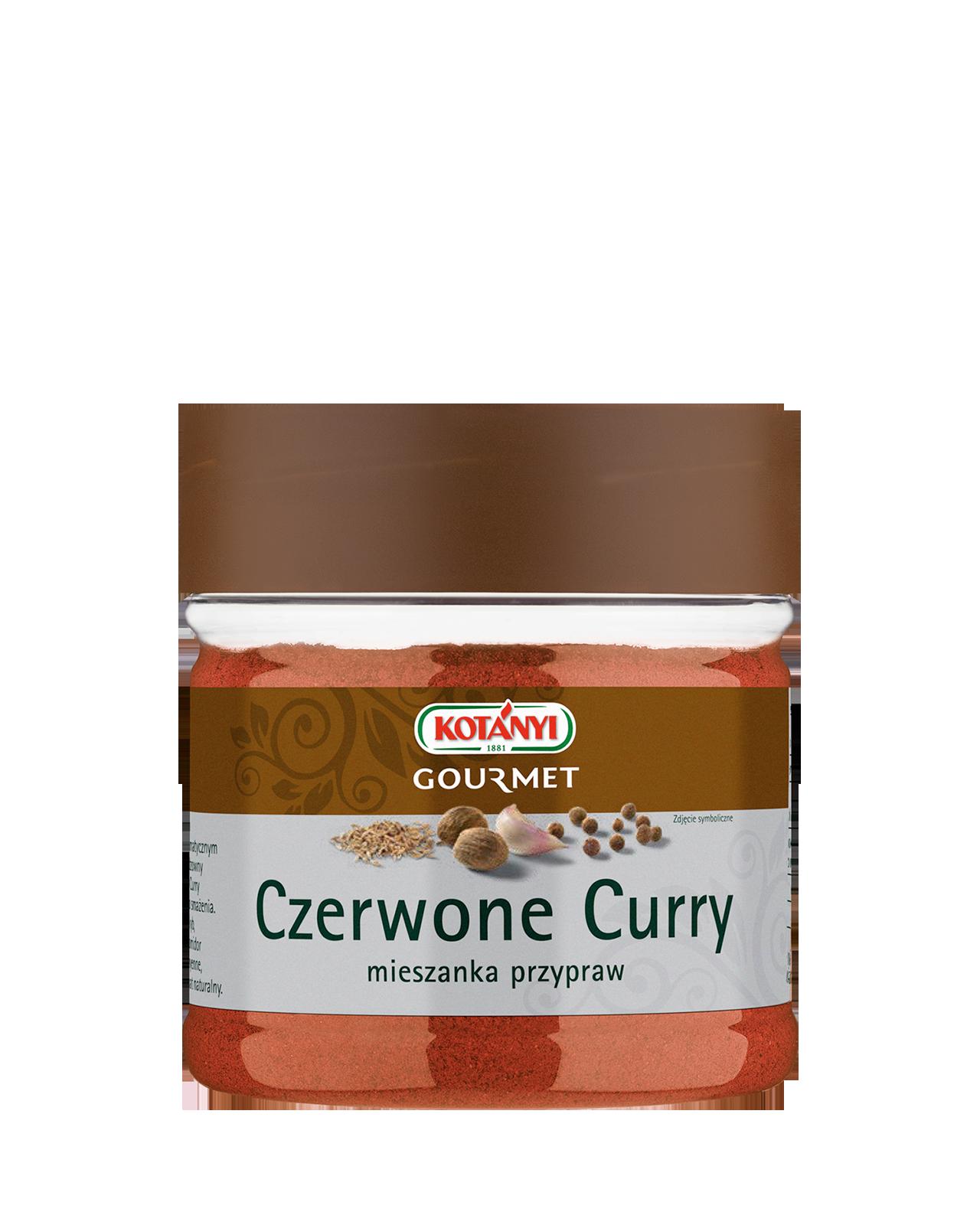 741804 Kotanyi Czerwone Curry Mieszanka Przypraw B2b Pet 400ml