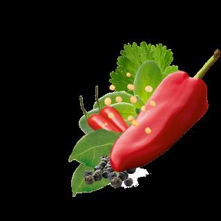 Spicy Pepper Mix Content Pl